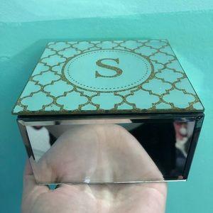Storage & Organization - S Storage Jewelry Box